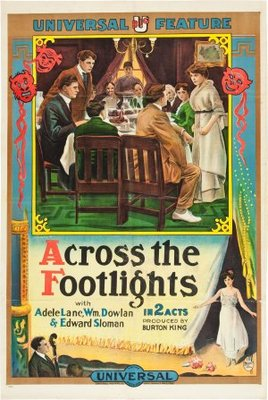 Across the Footlights movie poster (1915) poster MOV_ec16d38f