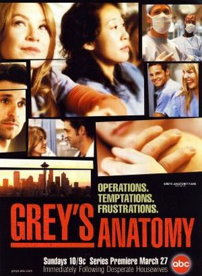 Grey's Anatomy movie poster (2005) poster MOV_ec17ee21