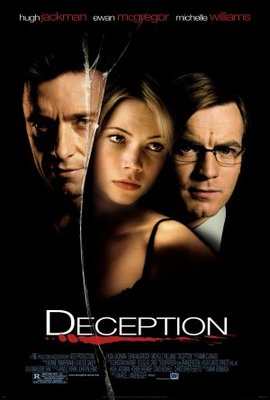 Deception movie poster (2008) poster MOV_ec1a3fd6