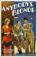 Anybody's Blonde movie poster (1931) picture MOV_ec1fe4ad