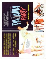 Pajama Party movie poster (1964) picture MOV_ec2131fb