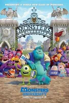 Monsters University movie poster (2013) poster MOV_ec2496c4