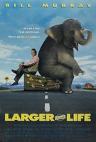 Larger Than Life movie poster (1996) picture MOV_ec2b8fc0