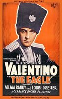 The Eagle movie poster (1925) picture MOV_ec2dca0f