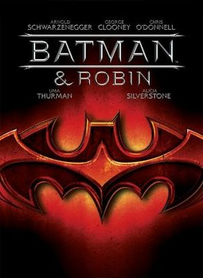 Batman And Robin movie poster (1997) poster MOV_ec33a12e