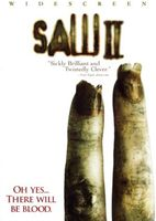 Saw II movie poster (2005) picture MOV_ec43c631