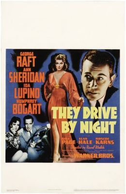 They Drive by Night movie poster (1940) poster MOV_ec478bf9