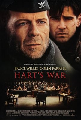 Hart's War movie poster (2002) poster MOV_ec4a2b50