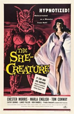 The She-Creature movie poster (1956) poster MOV_ec4b707c