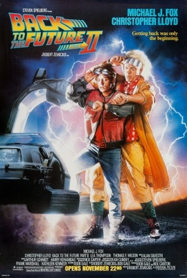 Back to the Future Part II movie poster (1989) poster MOV_ec5291fb