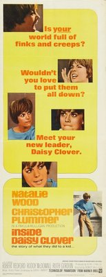 Inside Daisy Clover movie poster (1965) poster MOV_ec529726