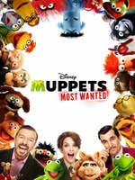 Muppets Most Wanted movie poster (2014) picture MOV_eb13d5c5
