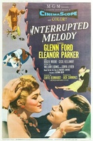 Interrupted Melody movie poster (1955) picture MOV_ec613846