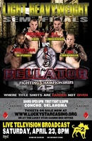 Bellator Fighting Championships movie poster (2009) picture MOV_ec73c924