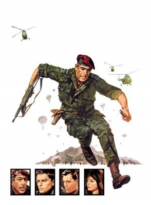 Lost Command movie poster (1966) poster MOV_ec75c54d