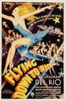 Flying Down to Rio movie poster (1933) picture MOV_ec791066