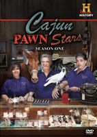 Cajun Pawn Stars movie poster (2012) picture MOV_ec7d9861