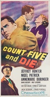 Count Five and Die movie poster (1957) picture MOV_ec81279c