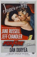 Foxfire movie poster (1955) picture MOV_ec8690bf