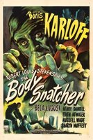 The Body Snatcher movie poster (1945) picture MOV_ec8c4677