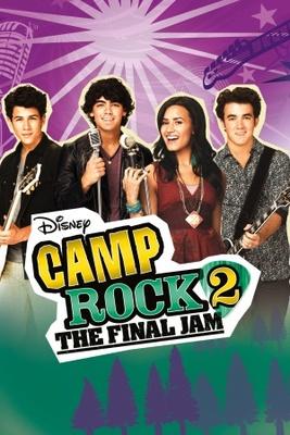 Camp Rock 2 movie poster (2009) poster MOV_ec8ddfa3