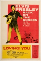 Loving You movie poster (1957) picture MOV_ec90c3f7