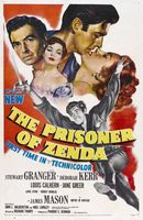 The Prisoner of Zenda movie poster (1952) picture MOV_eca00c7e
