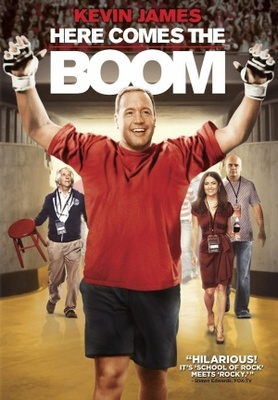 Here Comes the Boom movie poster (2012) poster MOV_eca28732