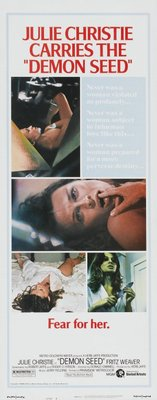 Demon Seed movie poster (1977) poster MOV_eca9f9bd