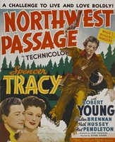 Northwest Passage movie poster (1940) picture MOV_ecad3a11