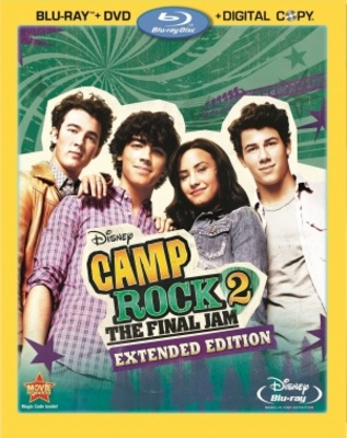 Camp Rock 2 movie poster (2009) poster MOV_ecc57d3f