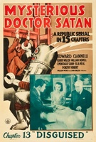 Mysterious Doctor Satan movie poster (1940) picture MOV_ecccd48f