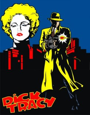 Dick Tracy movie poster (1990) poster MOV_ecd01a98