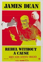 Rebel Without a Cause movie poster (1955) picture MOV_ecd10a51