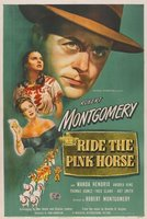 Ride the Pink Horse movie poster (1947) picture MOV_ecd852c9