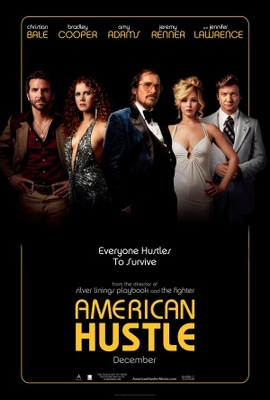 American Hustle movie poster (2013) poster MOV_ecdc8136