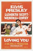 Loving You movie poster (1957) picture MOV_ece59e7e