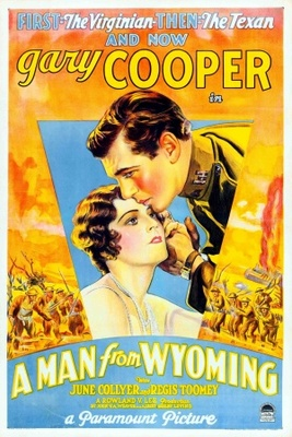 A Man from Wyoming movie poster (1930) poster MOV_ecee164b