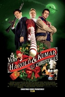 A Very Harold & Kumar Christmas movie poster (2010) picture MOV_ecee62ab