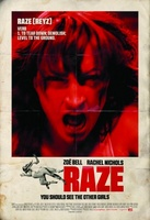 Raze movie poster (2012) picture MOV_ecf634ec