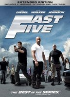 Fast Five movie poster (2011) picture MOV_ecf8ad48