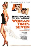 Woman Times Seven movie poster (1967) picture MOV_ecfc7811