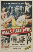 Hell's Half Acre movie poster (1954) picture MOV_ecff5c8c