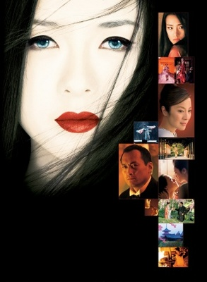 Memoirs of a Geisha movie poster (2005) poster MOV_ed003f99