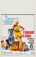 It Happened in Athens movie poster (1962) picture MOV_ed053ffd