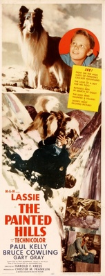 The Painted Hills movie poster (1951) poster MOV_ed06864a