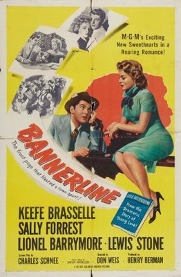 Bannerline movie poster (1951) poster MOV_ed0779db