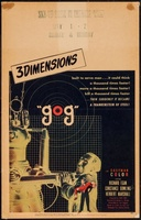 Gog movie poster (1954) picture MOV_ed0bb82f