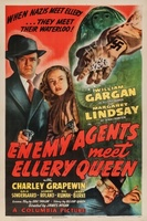 Enemy Agents Meet Ellery Queen movie poster (1942) picture MOV_ed0e4711