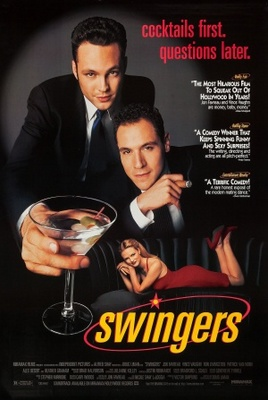 Swingers movie poster (1996) poster MOV_ed0fd70d